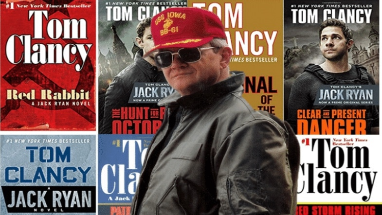 Tom Clancy: The Author Every Gamer Should Thank