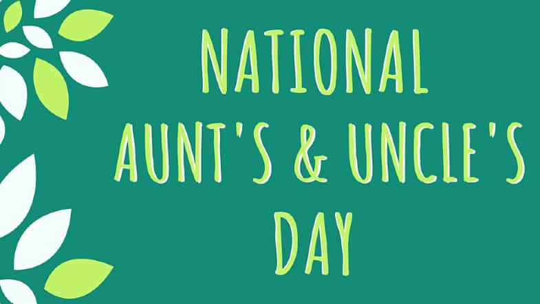 Aunt's and Uncle's Day