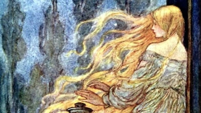 5 Books Inspired by the Rapunzel Fairy Tale