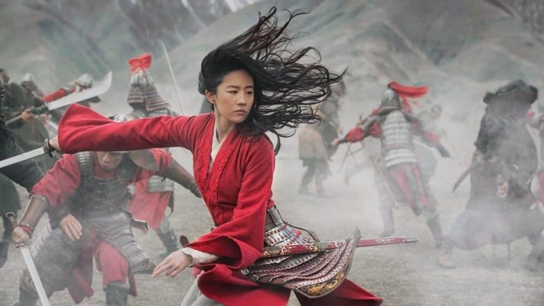 Live Action 'Mulan' is Coming to Disney Plus!