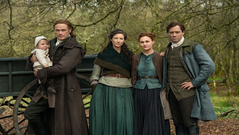 'Outlander' End of Summer Series to Premiere August 23rd
