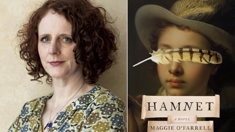 Maggie O'Farrell Wins Women's Prize for Fiction: 'Hamnet'