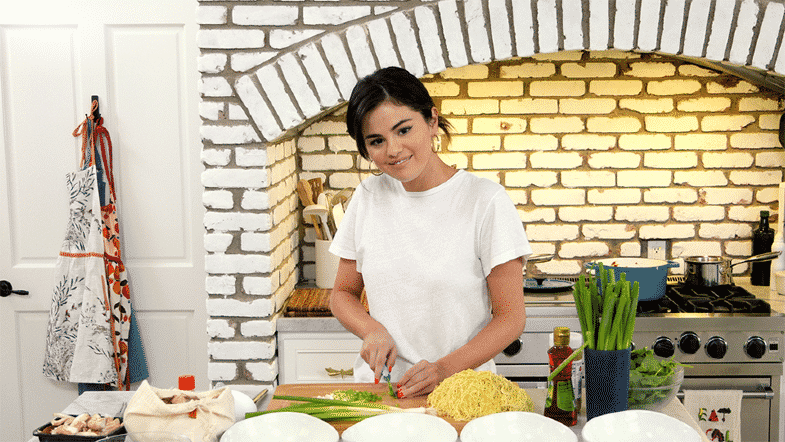 'Selena and Chef' Instructors Ranked (Plus Their Cookbooks)