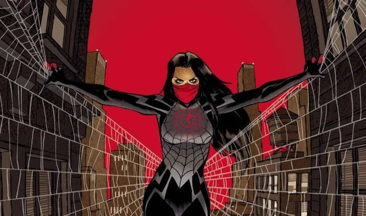Marvel Hero 'Silk' Might Get Her Own Amazon Show