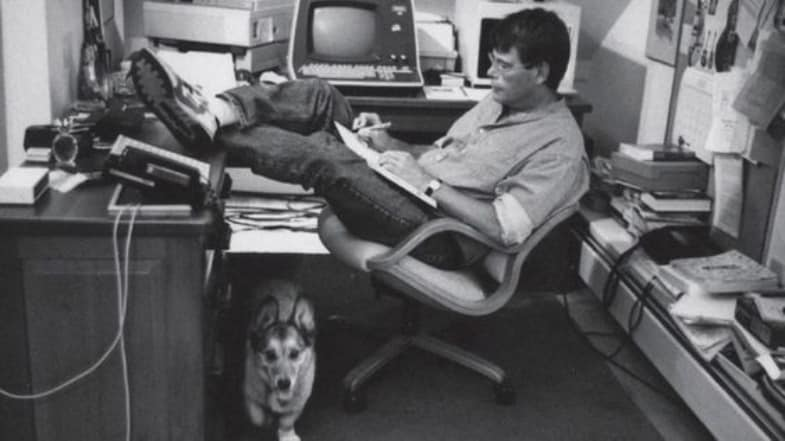 Stephen King's Writer's Block During 'The Stand' Inspires Writers Everywhere