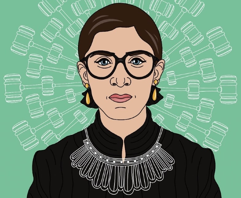 An Iconic Tribute to an Iconic Woman: Interviewing the Art Director of the 2021 RBG Calendar