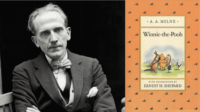 5 Facts About A.A. Milne on His Birthday – Happy Birthday A.A. Milne!