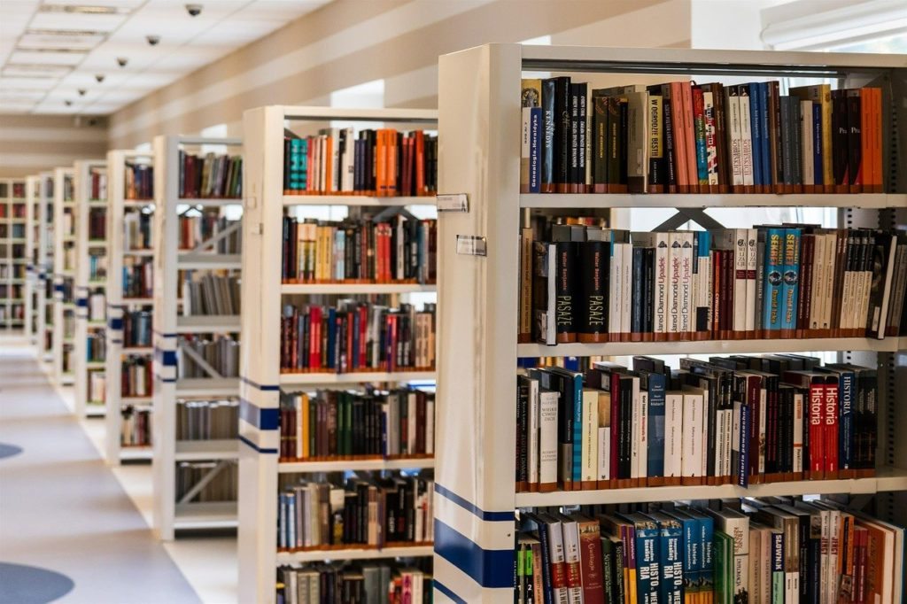 5 Reasons Why I'm Excited to Get Back to the Library in 2021