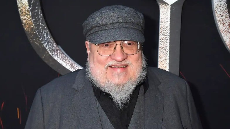 George R.R. Martin Provides 'Hopeful' Update on 'Winds of Winter'