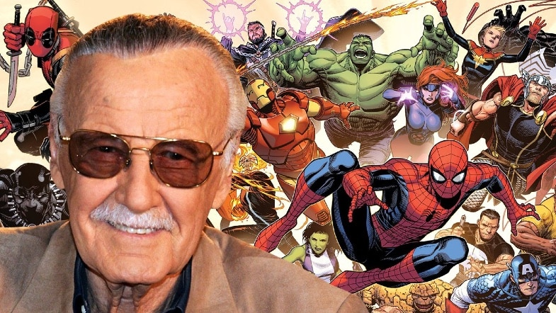 How Much of the Marvel Universe Did Stan Lee Really Create?