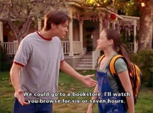 photo from Gilmore Girls