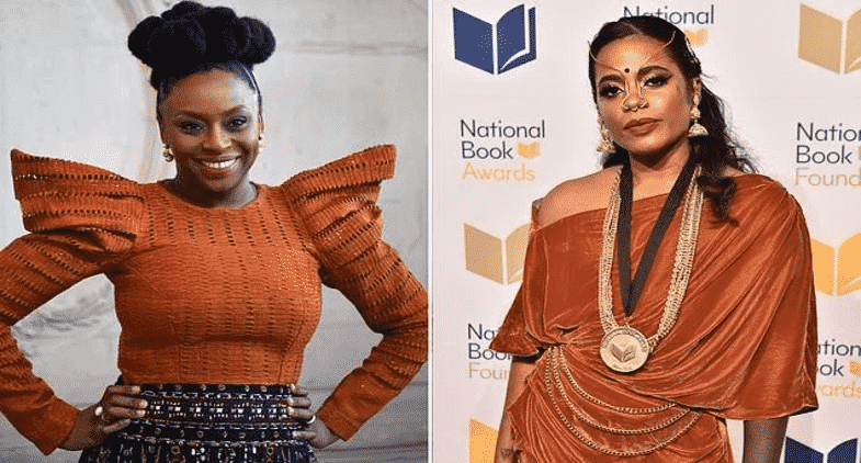 """A war between Chimamanda Ngozi Adichie and her student addresses """"transphobic hordes"""" and cancel culture"""