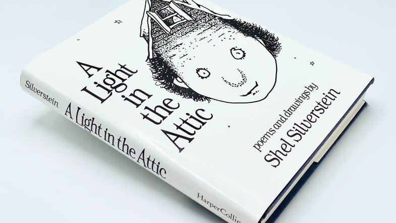 Why Shel Silverstein's 'A Light in The Attic' Was Banned