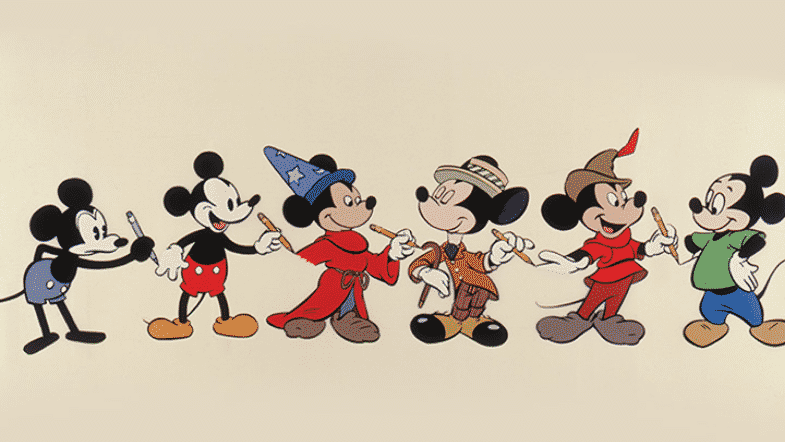 How Steamboat Willie Made Mickey Mouse An Icon