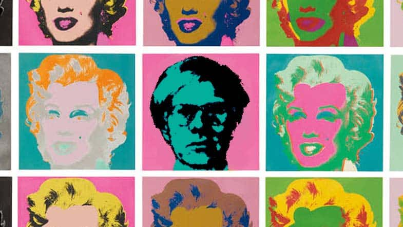 5 Must-Read Andy Warhol Books