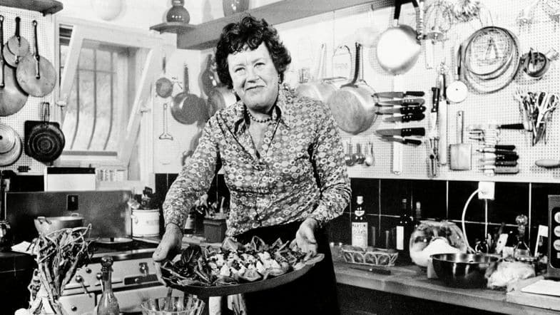 5 Craveable Quotes from Julia Child