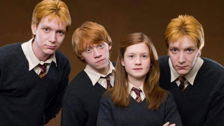 Which Weasley Said What?