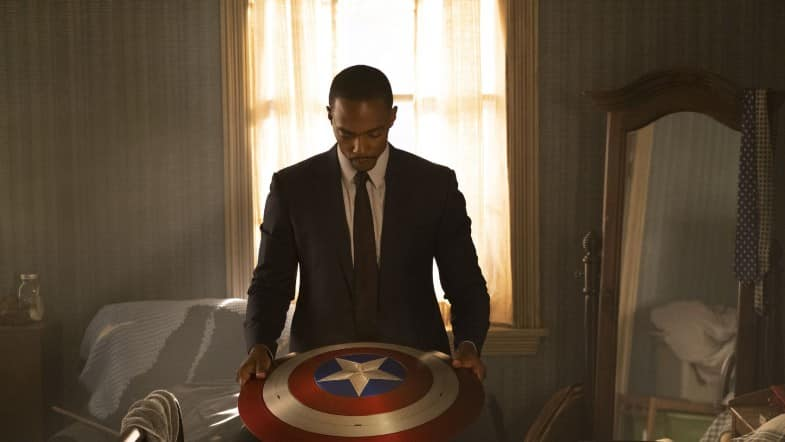 Anthony Mackie Confirmed to Star in 'Captain America 4'