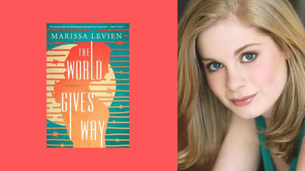 Date with a Debut Author: Marissa Levien