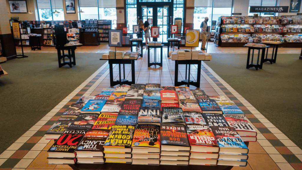 Publishing Sales Soar as the First Half of 2021 Closes
