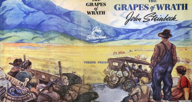 Handwritten Copy Of 'The Grapes Of Wrath' To Be Published