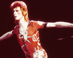 Bowie as Ziggy